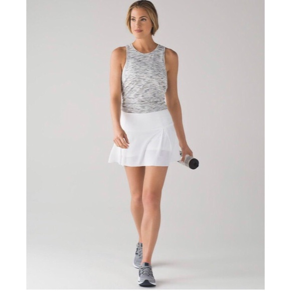 lululemon Lost in Pace Skirt Size 10 tall